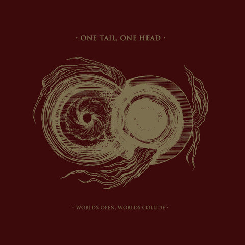 "One Tail, One Head ""Worlds Open, Worlds Collide"" LP"