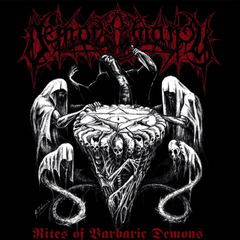 "Demonomancy ""Rites of Barbaric Demons"" MCD"