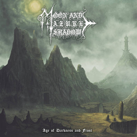 "Moon And Azure Azure Shadow ""Age of Darkness and Frost"" LP"
