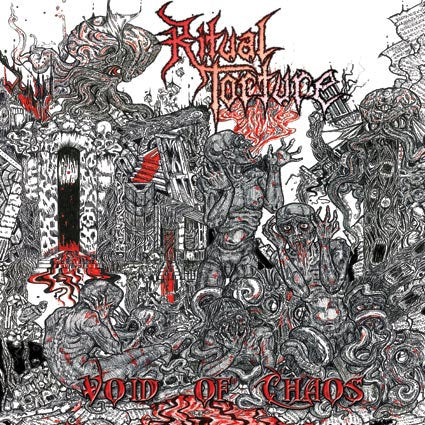 "Ritual Torture ""Void of Chaos"" 7"""