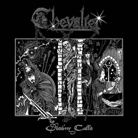 "Chevalier ""Destiny Calls"" LP"