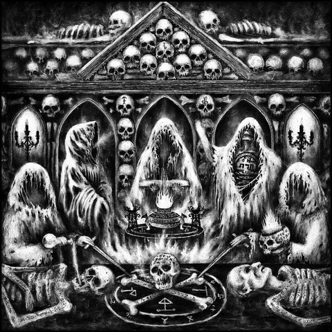 "Harvest Gulgaltha ""Altars of Devotion"" LP"