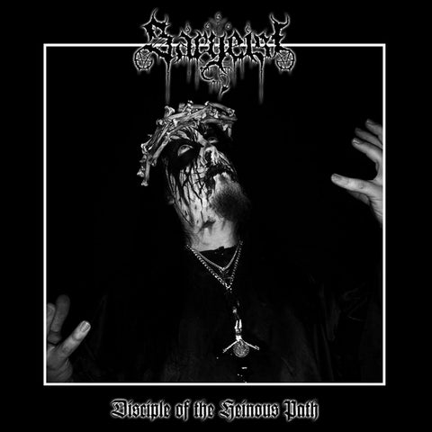 "Sargeist ""Disciple of the Heinous Path"" LP"