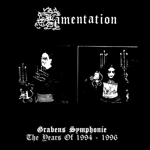 "Lamentation ""Grabens Symphonie (The Years Of 1994-1996)"" 3xMC Boxset"