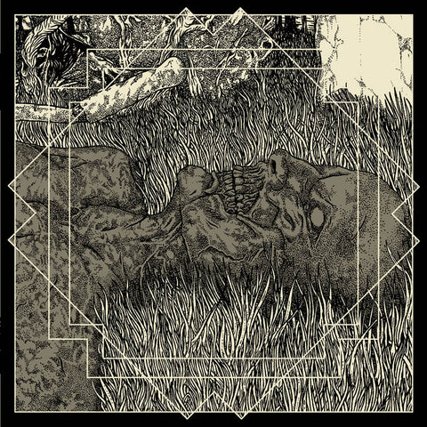 "Auroch / Mitochondrion ""In Cronian Hour"" 7"""