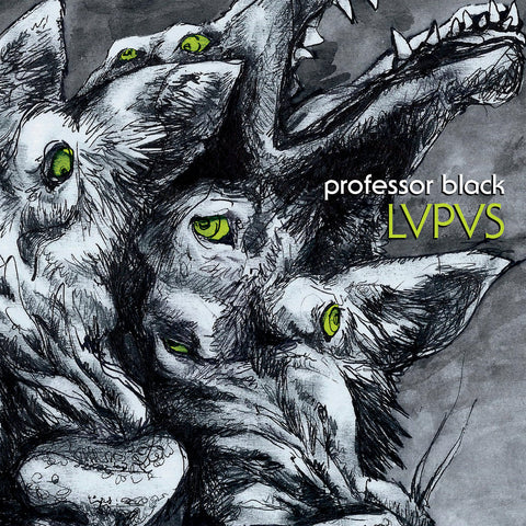 "Professor Black ""LVPVS"" LP"