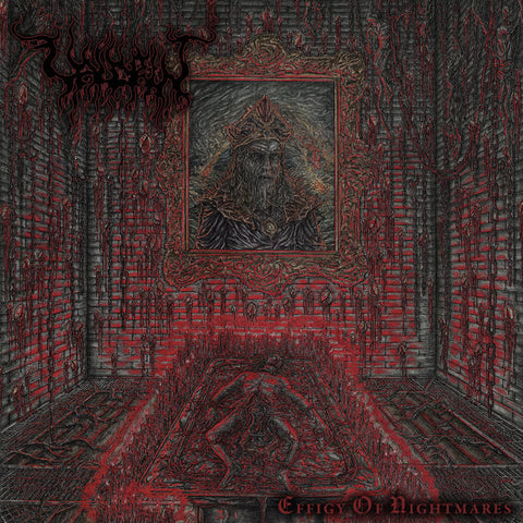 "Valdrin ""Effigy of Nightmares"" LP"