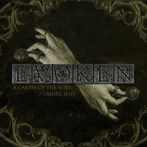 "Evoken ""A Caress of the Void / Omniscient"" Digipak 2CD"