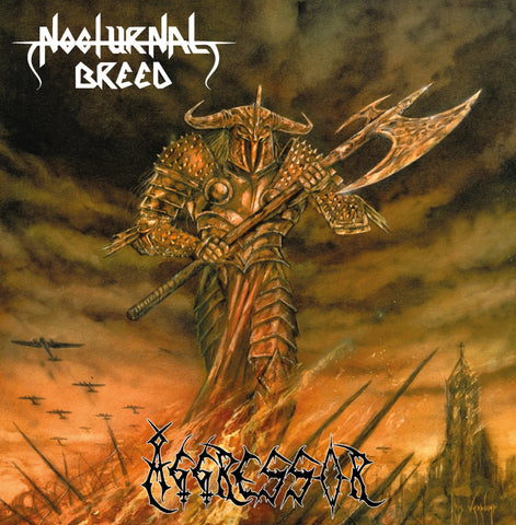 "Nocturnal Breed ""Aggressor"" LP"