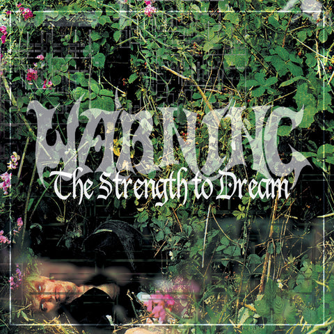 "Warning ""The Strength to Dream"" Double LP (UK Doom)"