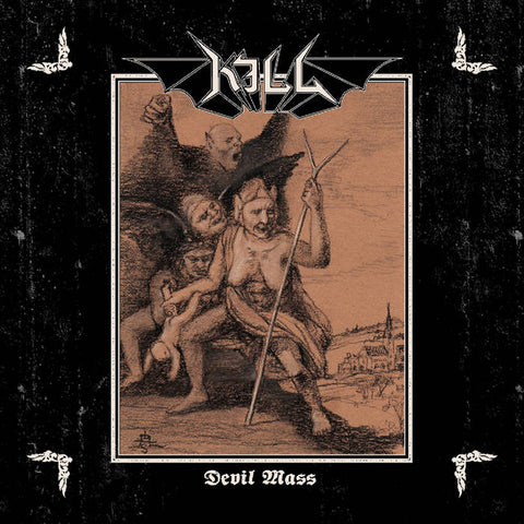 "Kill ""Devil Mass"" LP"