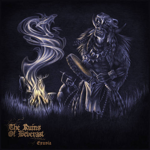 "The Ruins of Beverast ""Exuvia"" Double LP"