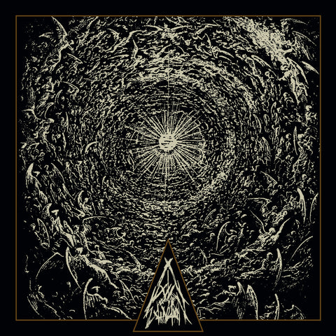 "Cult Of Extinction ""Ritual in the Absolute Absence of Light"" LP"