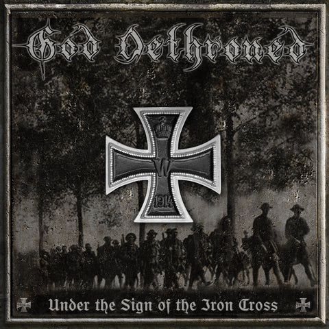 "God Dethroned ""Under the Sign of the Iron Cross"" LP"