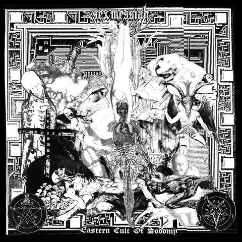 "Sex Messiah ""Eastern Cult of Sodomy"" CD"