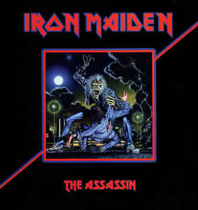 "Iron Maiden ""The Assassin"" Comp LP"