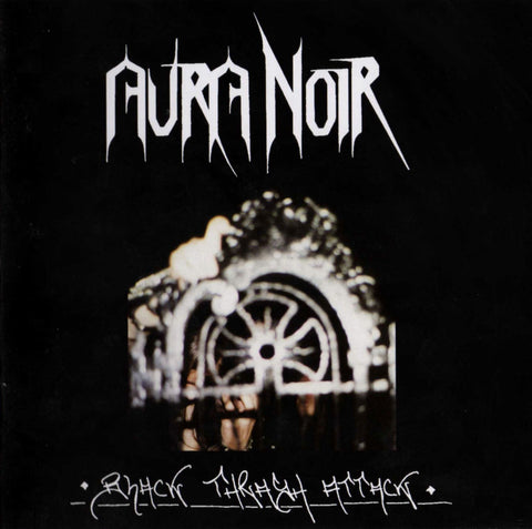 "Aura Noir ""Black Thrash Attack"" LP"