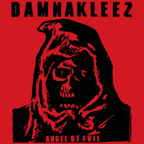 "Damnakleez ""Angel of Evil"" LP"