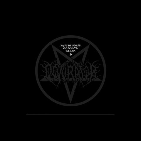"Devorator ""By the Steps of Demon-Beast"" Double LP"