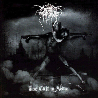 "Darkthrone ""The Cult Is Alive"" LP"