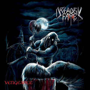 "Dreadful Fate ""Vengeance"" LP"