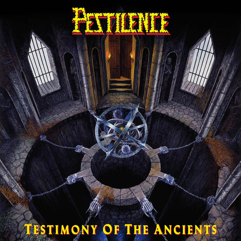 "Pestilence ""Testimony Of The Ancients"" LP"