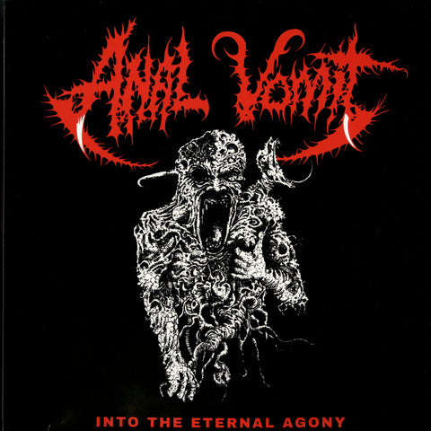 "Anal Vomit ""Into the Eternal Agony"" LP"