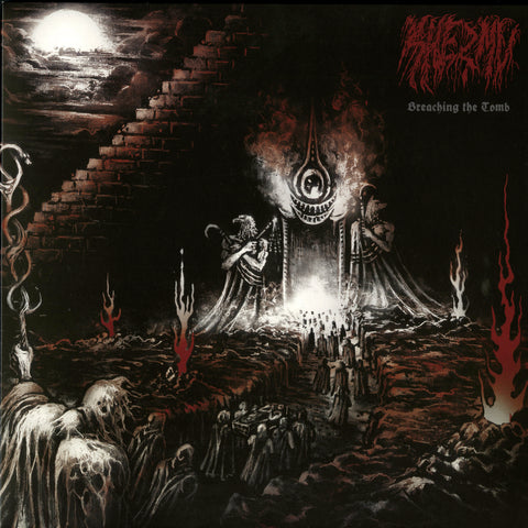 "Shezmu ""Breaching the Tomb"" LP"