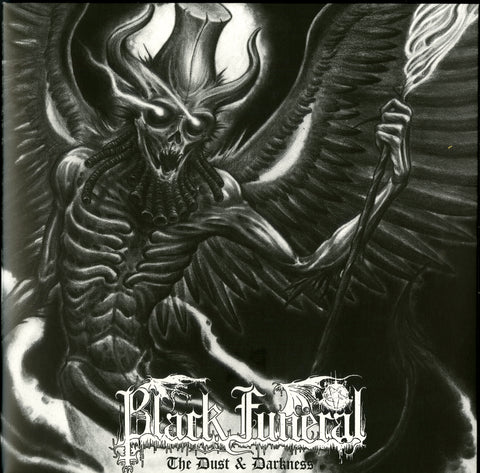 "Black Funeral ""The Dust & Darkness"" LP"