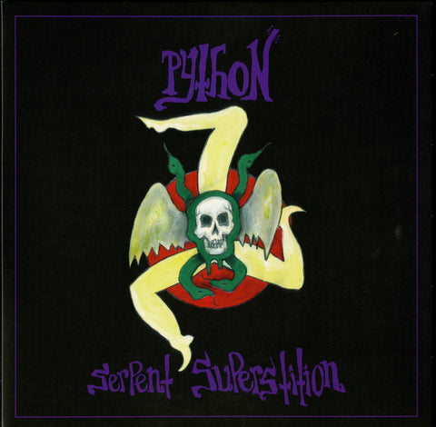"Python ""Serpent Superstition"" LP"