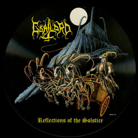 "Goatlord ""Reflections of the Solstice"" Picture LP (Lim to 100)"