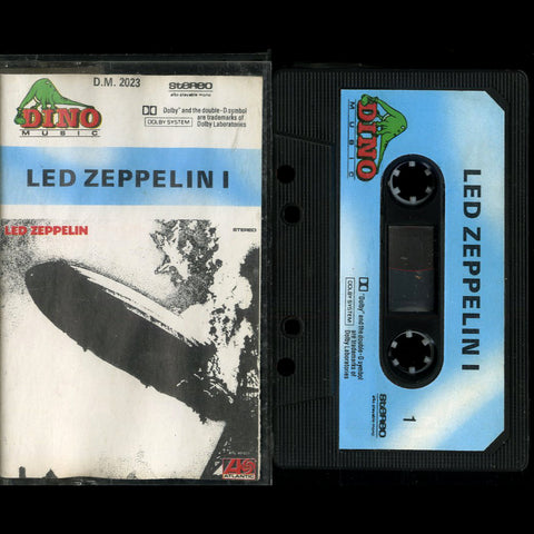 "Led Zeppelin ""I"" MC (Dino Music Edition)"