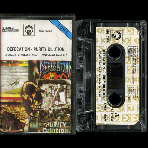"Defecation ""Purity Dilution"" MC"