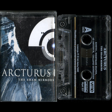 "Arcturus ""The Sham Mirrors"" MC"