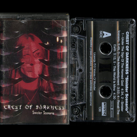 "Crest of Darkness ""Sinister Scenario"" MC"