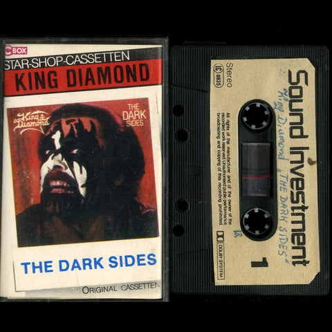 "King Diamond ""The Dark Sides"" MC"