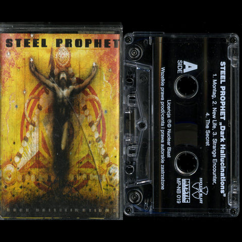 "Steel Prophet ""Dark Hallucinations"" MC"