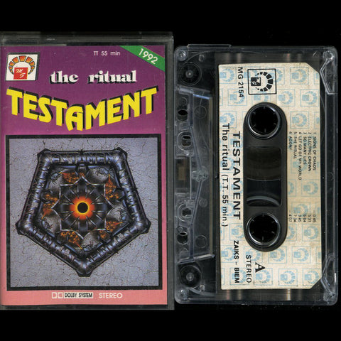 "Testament ""The Ritual"" MC"