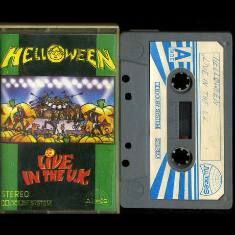 "Helloween ""Live in The U.K."" MC"