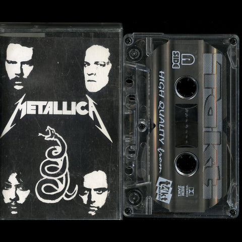 "Metallica ""The Black Album"" MC"