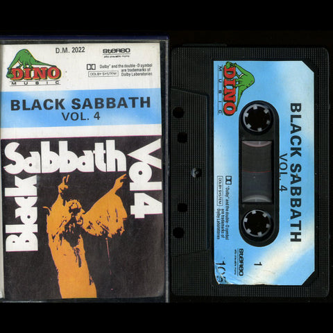 "Black Sabbath ""Vol. 4"" MC"