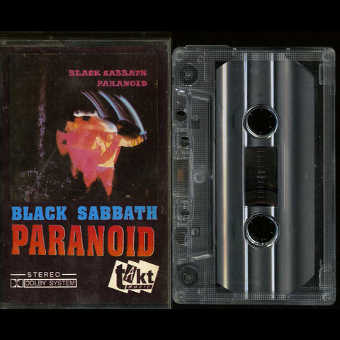 "Black Sabbath ""Paranoid"" MC"