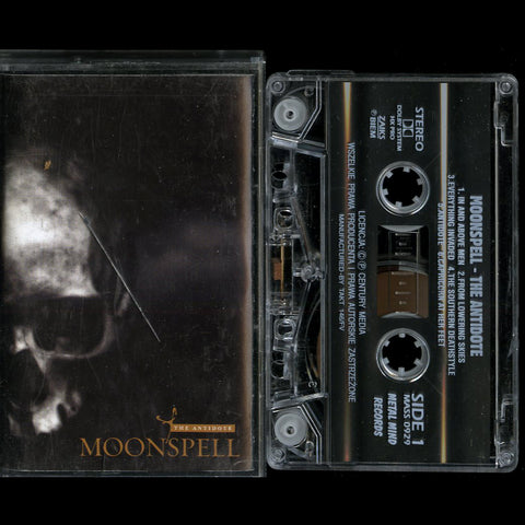 "Moonspell ""The Antidote"" MC"