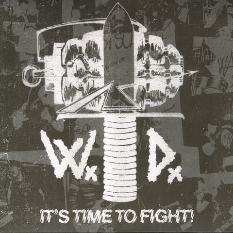 "Wardogs ""It's Time to Fight!"" LP"