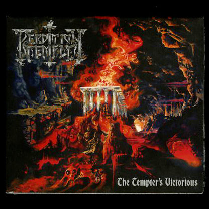 "Perdition Temple ""The Tempter's Victorious"" Double CD"
