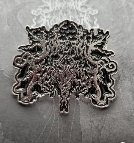 "Inferno Requiem ""Logo"" Die Cast Metal Pin"