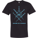 "Vixen ""Made in Hawaii"" Black TS"