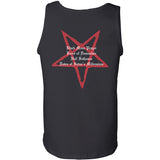 "Beherit ""Dawn of Satan's Millennium"" Tank Top"