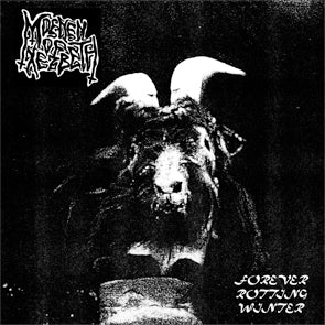 "Moenen of Xezbeth ""Forever Rotting Winter"" 7"""