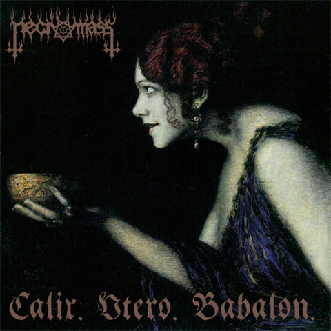 "Necromass ""Calix. Utero. Babalon."" CD"